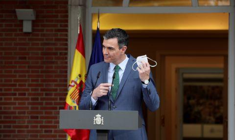 Промени в испанското правителство