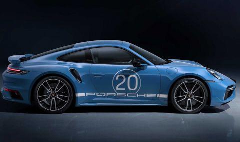 Porsche отбелязва 20 години в Китай със специална версия на 911 - 2