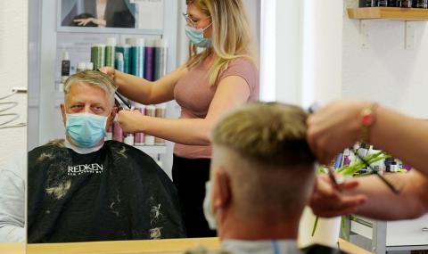 Германците тръгнаха на фризьор