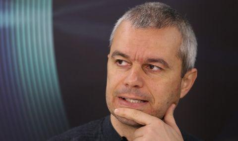 Костадин Костадинов отговори на проф. Янакиев: Това е клеветническо говорене!