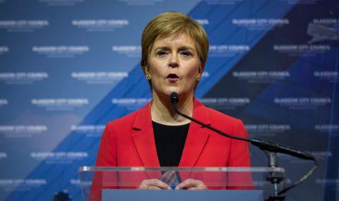 Първи резултати от изборите в Шотландия