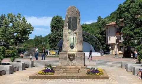 Издигат паметник на Васил Левски в Ямбол