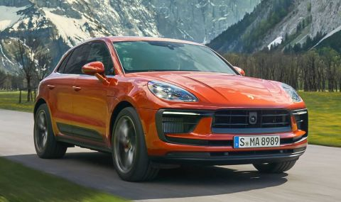 Porsche ще произвежда Macan с конвенционален двигател още 3 години - 1