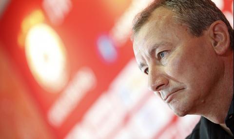 Стамен Белчев: ЦСКА няма от какво да се срамува