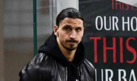 УЕФА започна разследване на Златан Ибрахимович