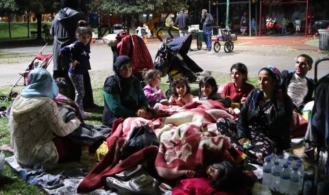 Има жертви след силното земетресение в Истанбул - 1