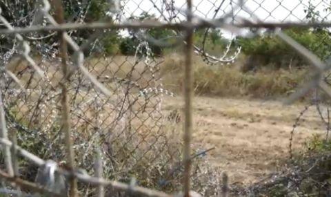 МВР показа дупките в оградата по границата - 1