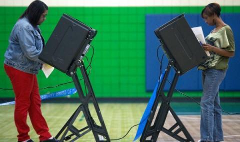 Рекорден брой предварително гласували на американските избори