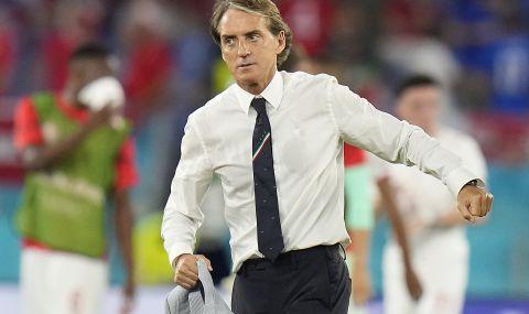 UEFA EURO 2020 Манчини: Италианските национали трябва да вярват, че ще успеят