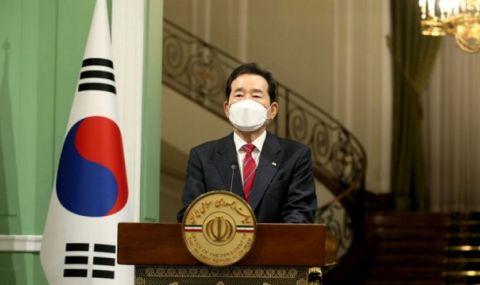 Сложни предизборни схеми! Премиерът на Южна Корея подава оставка до края на седмицата