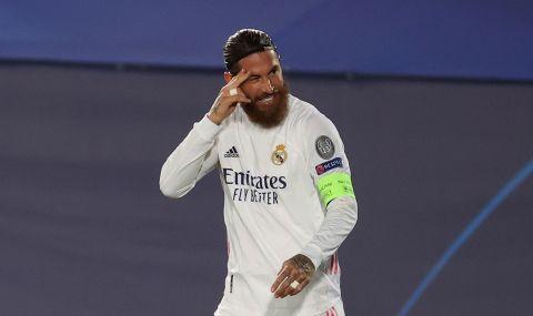 Рамос иска да бъде изключение в Реал Мадрид, иначе отива в ПСЖ
