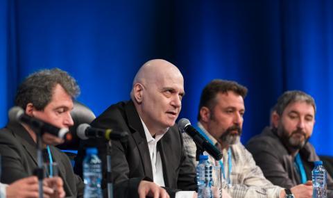 Трифонов учреди новата партия и обеща: Политическата измишльотина ще приключи