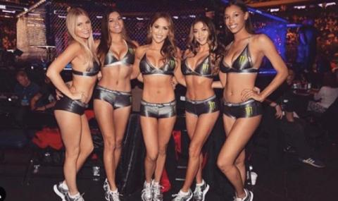 Скандал с момичетата на UFC (ВИДЕО)
