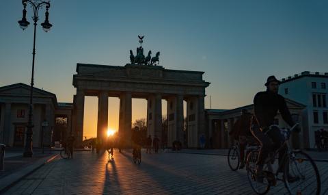 Над 4000 заразени в Германия само за ден