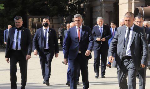 ЦИК отхвърли жалбата на ГЕРБ срещу служебното правителство