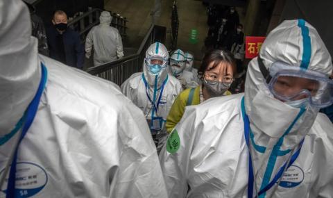 САЩ: Китайците скриха информация за вируса