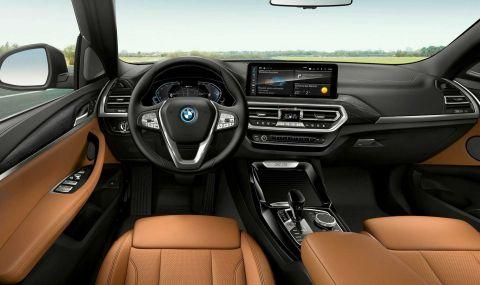 BMW X3 и X4 също получиха фейслифт - 13