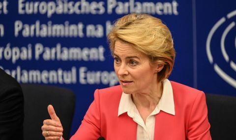 ЕС: Затварянето на границите не влияе на разпространението на пандемията