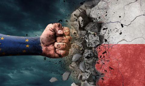 Полша заплаши да наложи вето на европейския бюджет