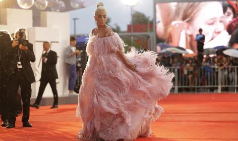Лейди Гага покори света и като актриса (ВИДЕО+СНИМКИ)