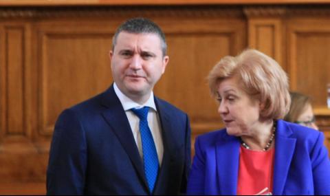 Горанов: Да не разпределяме оскъдния бюджет с лека ръка