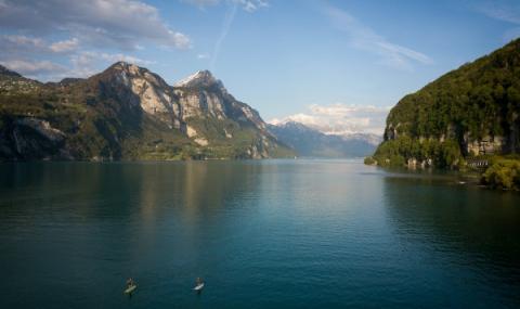 Красиво швейцарско село с бонуси за заселници