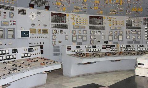 Планов ремонт на Пети блок в Козлодуй