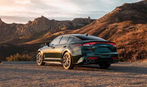 Kia е на път да прекрати производството на най-мощната си кола