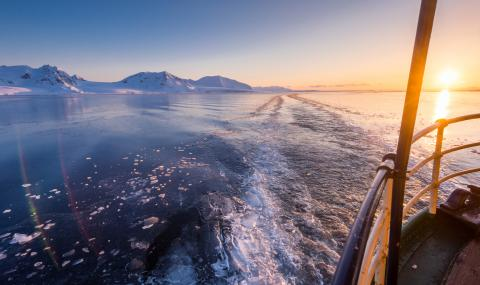 САЩ искат да са господари на Арктика