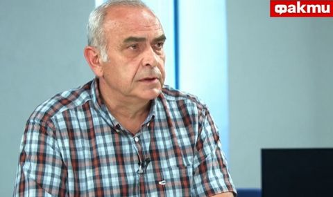Костадин Паскалев за ФАКТИ: Машинното гласуване води до абсолютна чистота в изборния процес - 1