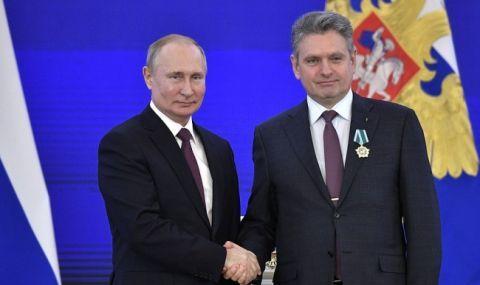 Спецпрокуратурата даде Николай Малинов на съд – изнасял държавни тайни