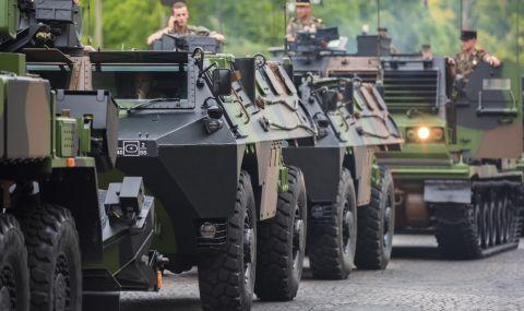 Френската армия се готви за война. Противниците са Русия и Турция