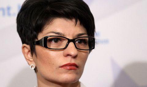 Десислава Атанасова разкри ще има ли промяна в управлението, ако ГЕРБ спечелят изборите