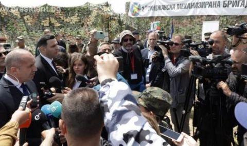 Радев: Системата е прогнила, Рашков изпълнява отговорно своята мисия