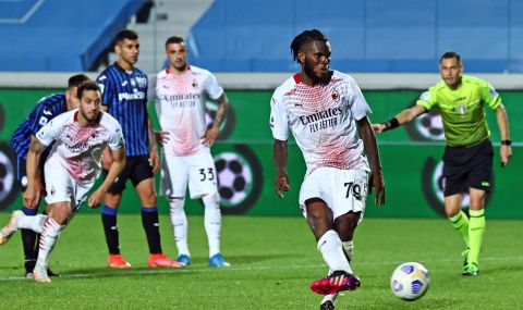 Милан стартира преговори с основен футболист за новия му договор - 1
