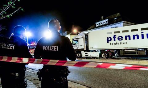 В Германия водят разследване дали сириецът е терорист
