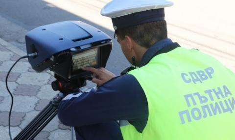 КАТ вадят всички налични камери по пътищата в мащабна акция - 1