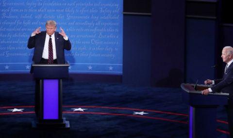 Тръмп: Няма начин Джо Байдън да е получил 80 милиона американски гласа