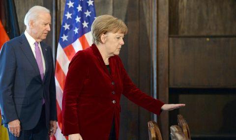 Ново начало! Байдън и Меркел се съгласиха за по-тясно трансатлантическо сътрудничество