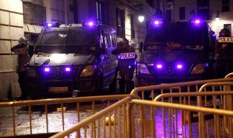 Нови протести в Барселона