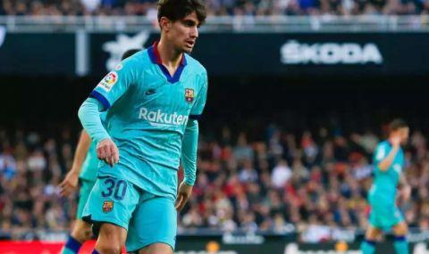 Барселона би шута на голям свой талант - 1