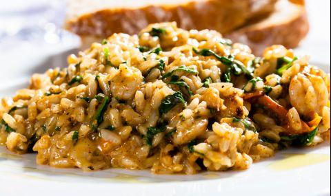 Рецепта за вечеря: Яхния с лапад и ориз