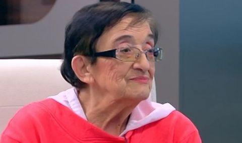 Мика Зайкова: Не ви ли е неудобно, българските пенсионери мизерстват!