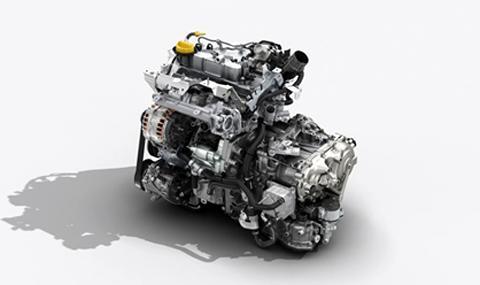 По-икономичен бензинов двигател за Dacia Duster