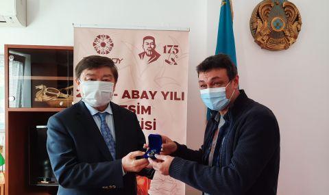Генералният секретар на ТЮРКСОЙ лично връчи награди на тържествена церемония в София