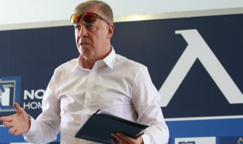 Наско Сираков свиква спешна среща в Левски