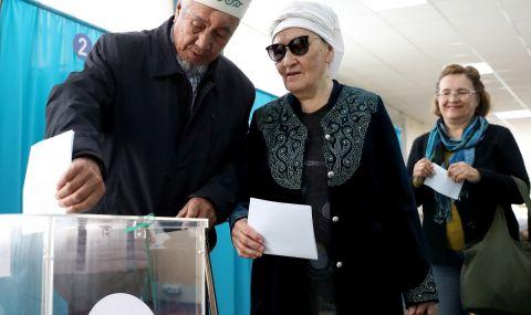 В Казахстан започнаха парламентарни избори