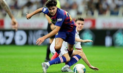 Челси удари Барселона в контрола