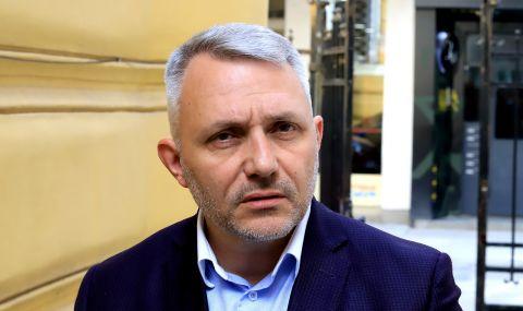 Хаджигенов: Без съдебна реформа имаме Борисов, Гешев и бухалки