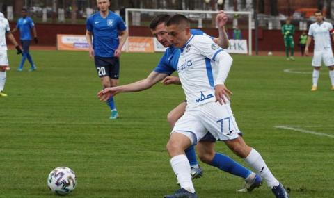 Витебск записа победа и застигна лидера Слуцк